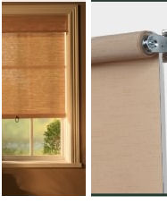 Photograph Of Spring Roller Style By Horizons Shades Elegance